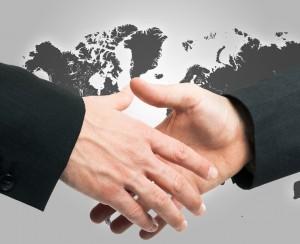 World Handshake
